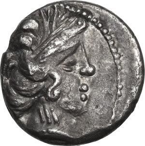 obverse: Cisalpine Gaul, the Veneti. AR Tetrobol, 2nd century BC