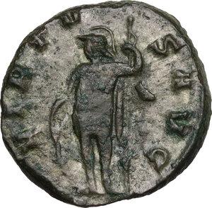 reverse: Gallienus (253-268).. BI Double (?) Antoninianus, Mediolanum mint
