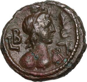 reverse: Claudius II Gothicus (268-270 AD).. BI Tetradrachm. Alexandria mint, Egypt. Dated RY 2 (269/70 AD)