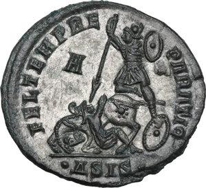reverse: Constantius II (337-361).. AE 25 mm. Siscia mint, 348-350