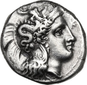 obverse: Southern Lucania, Heraclea. AR stater, c.330-325 BC