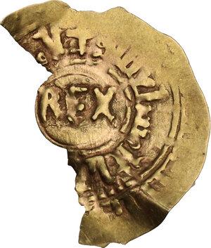 reverse: Amalfi.  Guglielmo II (1166-1189).. Tarì, 1167-1168