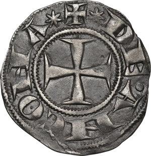 obverse: Ancona.  Repubblica Autonoma (Sec. XIII-XV). Grosso da 20 denari detto