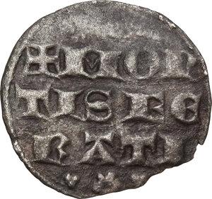 reverse: Chivasso.  Giovanni I Paleologo (1338-1372). Imperiale