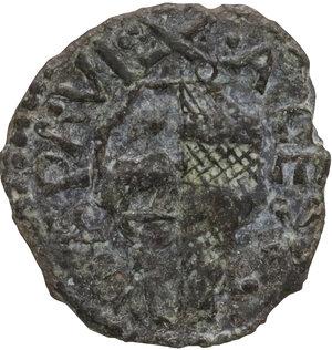 obverse: Fano.  Alessandro VI (1492-1503), Rodrigo Borgia.. Picciolo