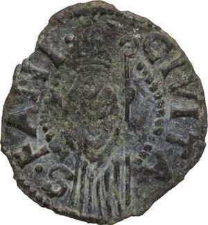 reverse: Fano.  Alessandro VI (1492-1503), Rodrigo Borgia.. Picciolo
