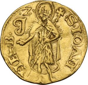 reverse: Firenze.  Repubblica (Sec. XIII-1532). Fiorino d oro XXX serie, Giugno-Agosto 1524, simbolo acciarino con lettera Z sopra, Zenobio di Onofrio Acciaiuoli maestro di zecca