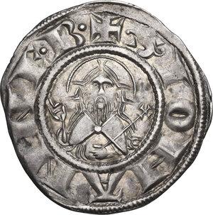 reverse: Firenze.  Repubblica (sec. XIII-1532).. Fiorino di stella da 12 denari o 1 soldo, III serie 1267-1279