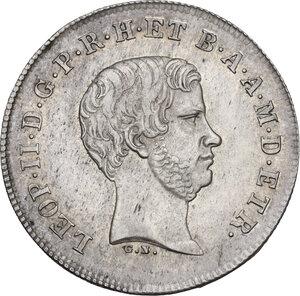 obverse: Firenze.  Leopoldo II di Lorena (1824-1859). Paolo 1856