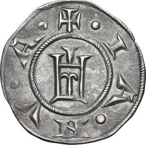 obverse: Genova.  Repubblica (1139-1339). Grosso da 6 denari