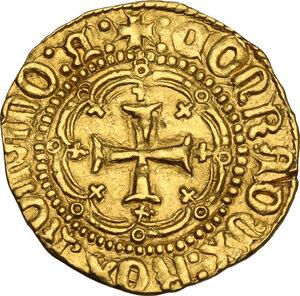 reverse: Genova. Galeazzo Maria Sforza (1466-1476). Ducato