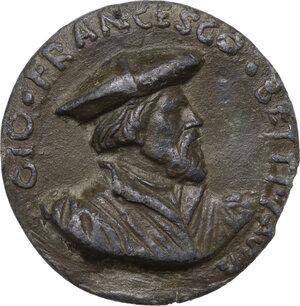 obverse: Giovanni Francesco Betti (sec. XV). Medaglia di restituzione, metà del XVI sec