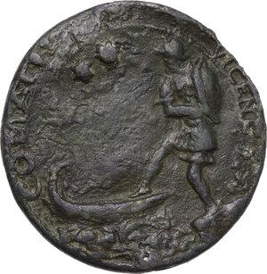 reverse: Giovanni Francesco Betti (sec. XV). Medaglia di restituzione, metà del XVI sec