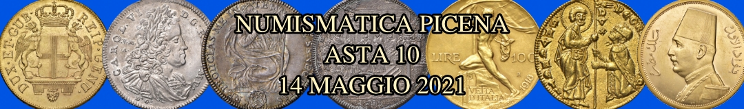 Banner Numismatica Picena Asta 10
