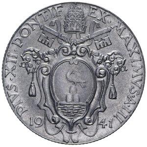 obverse: PIO XII (1939-1958) 1 LIRA 1941 AC. 7,92 GR. FDC