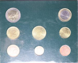 obverse: GIOVANNI PAOLO II (1978-2005) SERIE IN EURO 2005 IN FOLDER FDC