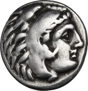 Kings of Macedon.  Philip III Arrhidaios (323-317 BC).. AR Drachm, Sardis mint, 323-319 BC