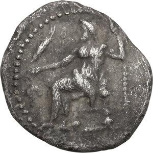 obverse: Lycaonia, Laranda. AR Obol, c. 324/3 BC
