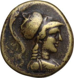 obverse: Phrygia, Apameia.  Phainippos magistrate.. AE 23 mm, 100-50 BC