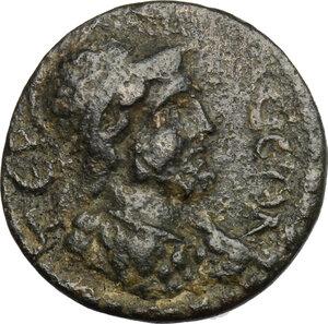 obverse: Pisidia, Termessos.  Pseudo-autonomous issue.. AE Diassarion, 240-260