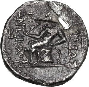 reverse: Seleucid Kings.  Antiochos III