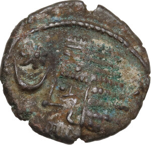 obverse: Kings of Parthia.  Vardanes I (c. 38-46 AD). AR Drachm, Mithradatkart mint