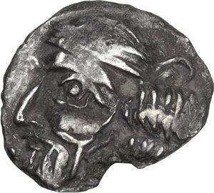 obverse: Persis.  Pakor I (1st cent. AD). AR Obol
