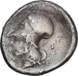 reverse: Corinthia, Corinth. AR Stater, 375-300 BC