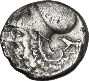 reverse: Corinthia, Corinth. AR Stater, c. 350/45-285 BC