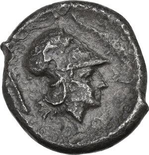 reverse: Illyria, Dyrrhachium. AR Stater, after 350 BC