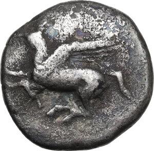 obverse: Akarnania, Leukas. AR Stater, c. 400-330 BC