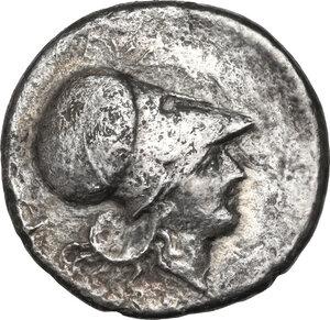 reverse: Akarnania, Anactorium. AR Stater, c. 350-300 BC