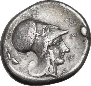 reverse: Uncertain mint. AR Stater, c. 4th century BC