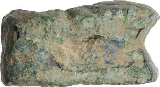 obverse: Aes Praemonetale. Aes Formatum. . AE cast Knucklebone (Astragalus). 6th-4th century BC