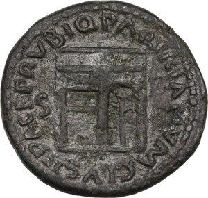 reverse: Nero (54-68).. AE As, 62-68