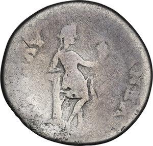 reverse: Julia Titi, daughter of Titus (died 90 AD). . AR Denarius, 80-81