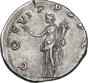 reverse: Trajan (98-117).. AR Denarius, 114-117