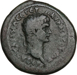 obverse: Trajan (98-117).. AE 27 mm, Ephesos mint