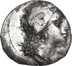 obverse: Southern Lucania, Metapontum. AR Stater, c. 330-290 BC