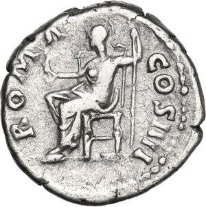 reverse: Antoninus Pius (138-161).. AR Denarius, 159-160