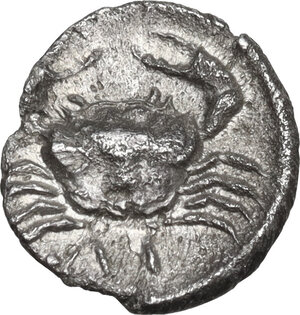 reverse: Akragas. AR Litra, 460-440 BC