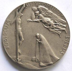 reverse: Medaglie. Roma.Paolo VI. 1963-1978. Medaglia celebrativa del Concilio Ecumenico Vaticano.Ag.