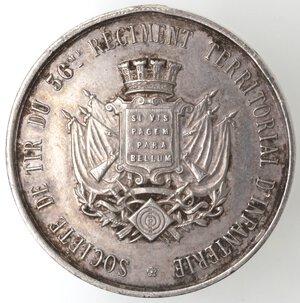 obverse: Medaglie. Francia. Medaglia 1883. Ag.