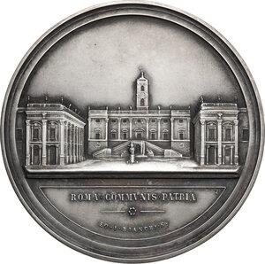 obverse: Medaglia unifacie ROMA COMMVNIS PATRIA