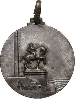 obverse: Medaglia per La Fiera Esposizione al Littoriale di Bologna (1931)
