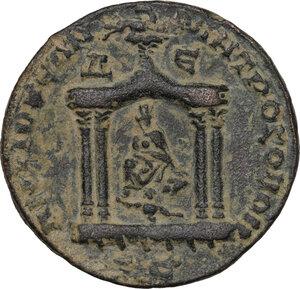 reverse: Trebonianus Gallus (251-253).. AE 29 mm. Syria, Seleucis and Pieria. Antiochia ad Orontem mint