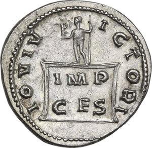 reverse: Gallienus (253-268)..  AR Antoninianus, Lugdunum mint, 257 AD