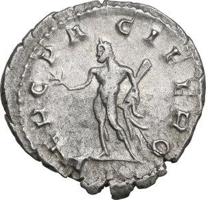 reverse: Postumus (259-268).. AR Antoninianus, Treveri mint