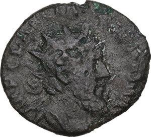 Laelianus, Romano-Gallic Usurper (269 AD).. BI Antoninianus. Colonia Agrippinensis (Cologne) mint. 2nd emission