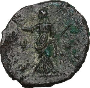 reverse: Victorinus (268-270).. AE Antoninianus, 270 AD. Treveri mint